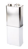 Gasoline Tin Can VI Royalty Free Stock Images