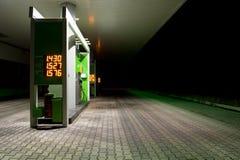 Gasolinera. Foto de archivo libre de regalías