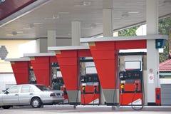 Gasolinera Imagen de archivo