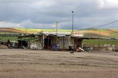 Gasolinera en Ifrane Fotos de archivo libres de regalías