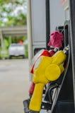 Gasolineras Imágenes de archivo libres de regalías