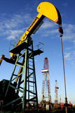 gasolja Arkivbilder