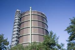Gasometer in oberhausen Stock Photo