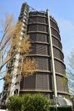 Gasometer Oberhausen in Germany Stock Images