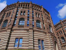 Gasometer in Vienna Stock Images