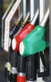 Gasonline pumps. Stock Image