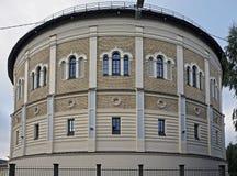 Gasopslag, architectuur van vroeg - Th-20 eeuw, het jaar van 1901 Royalty-vrije Stock Foto