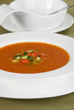 Gaspacho soup Royalty Free Stock Photos