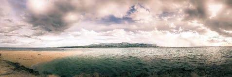 Gaspar Island Stock Afbeelding
