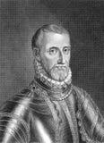 Gaspard II de Coligny Stock Photography