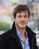 Gaspard Ulliel attends the `The Dancer La Danseuse` Royalty Free Stock Photography