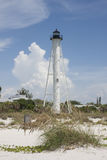 Gasparilla Island Light Royalty Free Stock Images