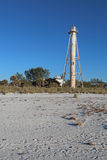 Gasparilla Island Rear Range Light, Florida Royalty Free Stock Image