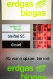 Gaspreise stockbild