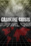Gaspreiskrise stock abbildung