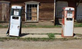 gaspumpar Fotografering för Bildbyråer
