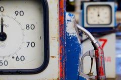 Gaspumpe ll lizenzfreies stockfoto