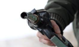 Gass pumpdysa Arkivfoto
