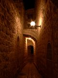Gasse in Jerusalem #2 lizenzfreie stockbilder
