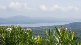 Gassin de Provence Frankrijk Stock Foto