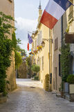 Gassin de Provence Frankrijk Royalty-vrije Stock Fotografie