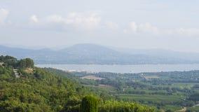 Gassin Provence Francia fotos de archivo libres de regalías