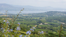 Gassin Provence Francia imagen de archivo