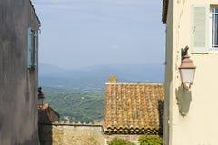 Gassin Provence Francia Fotografía de archivo libre de regalías