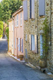Gassin Provence Francia foto de archivo libre de regalías
