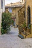 Gassin Provence Francia fotos de archivo