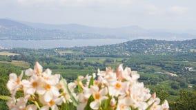 Gassin Provence Francja obraz royalty free