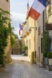 Gassin Provence Frankrike Royaltyfri Fotografi