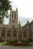 Gasson Hall, Boston College Royalty Free Stock Photography