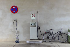 Gasstation Royalty Free Stock Image