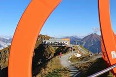 In the Gastein mountains, Austria. Royalty Free Stock Photos