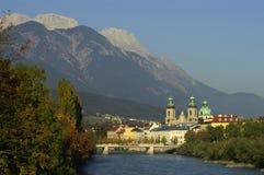 Gasthaus-Brücke Lizenzfreie Stockfotos