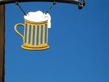 Gasthauszeichen Lizenzfreie Stockfotos