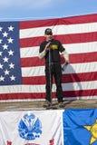 Gastheer van de 2de verzameling van het Amendement. Stock Fotografie