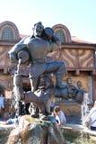 Gaston, Disneyland Στοκ Εικόνα