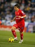 Gaston Sangoy di sport di Gijon Fotografie Stock