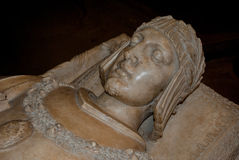 Gastone de Foix Stockbild