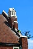 Gastos de manutenção da igreja Fotos de Stock Royalty Free