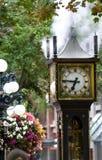 Gastown, Vancôver Imagens de Stock Royalty Free