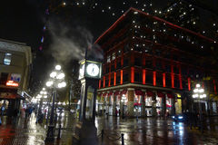 Gastown in Vancouver, Canada Stock Photography