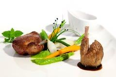 Gastronomía Imagen de archivo libre de regalías