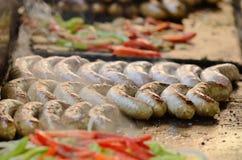 Gastronomiebereich Stockbild