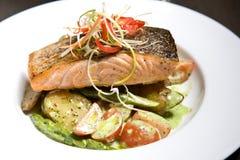 Gastronomisch Diner Royalty-vrije Stock Foto