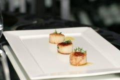 Gastronomisch en gastronomisch stock afbeelding
