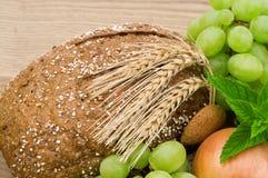 Gastronomisch voedsel royalty-vrije stock afbeeldingen
