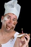 Gastronomische chef-kok Royalty-vrije Stock Foto's